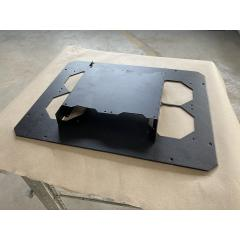 Housing for fan tray TLK-FAN4-BK К-2654-01