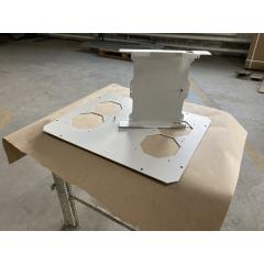 Housing for fan tray TLK-FAN4-GY