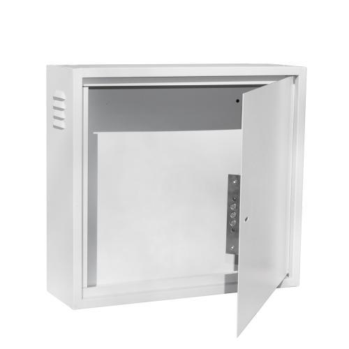 Vandalproof cabinet IPCOM BK-550-Z-2-2U